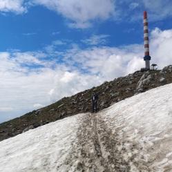 Schnee im Mai @ Chasseral