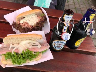 Hamburg Fischbrötchen & Bierchen