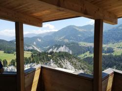 Tour 243 - Aussichtsplattform Crap Signina