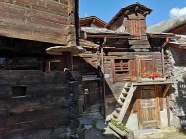 Hinterdorfstrasse Zermatt