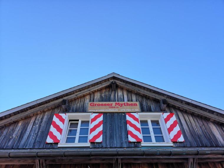 Bergrestaurant Grosser Mythen